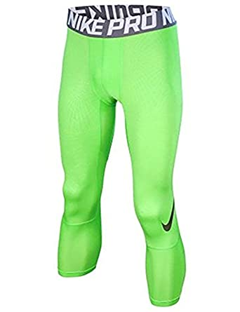 Nike Mens Pro Hypercool 3.0 Football Tights-Action Green X-Large at Amazon  Men's Clothing store: