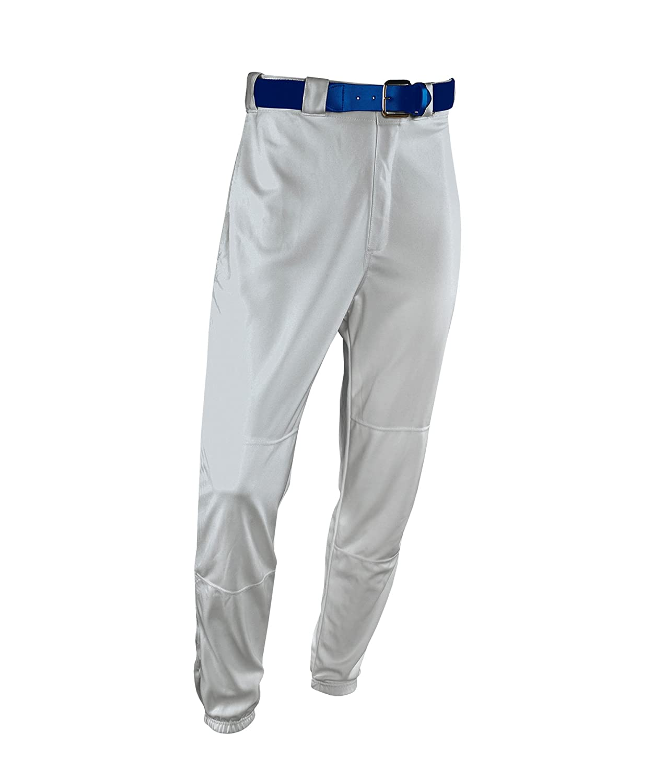 Russell Mens Knit Baseball Game Pants Grey S