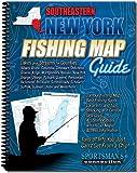 Southeastern New York Fishing Map Guide