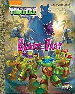 Blast to the Past! Teenage Mutant Ninja Turtles: Half-Shell ...