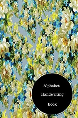 Alphabet Handwriting Book: Letter Handwriting Worksheets For ...