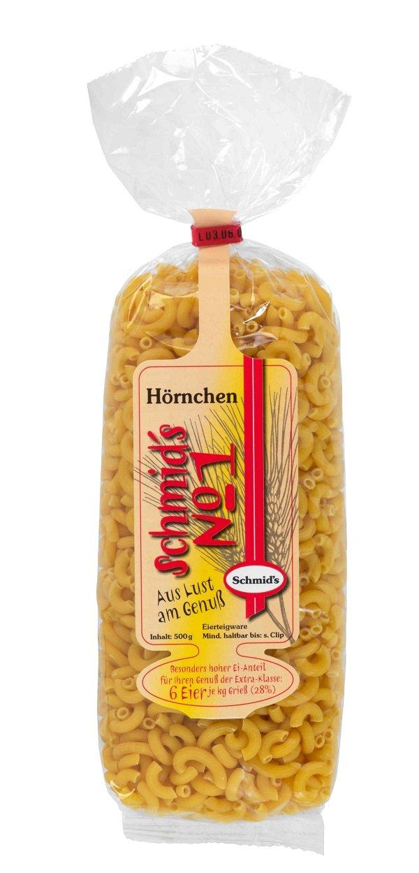 Schmids No.1 formado Pasta 500g