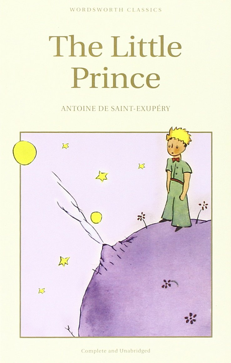 the little prince wordsworth children s classics wordsworth the little prince wordsworth children s classics wordsworth collection antoine de saint exupery irene testot ferry 9781853261589 com books