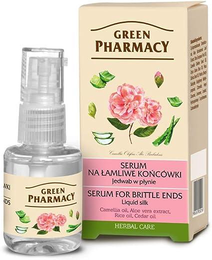 GREEN Pharma Seda Liquida Serum 30 ml: Amazon.es: Belleza