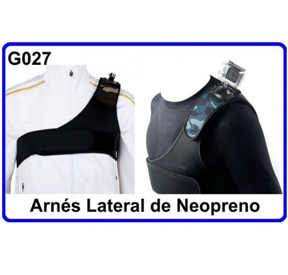 Accesorios de camaras deportivas Arnes de Hombro neopreno ...