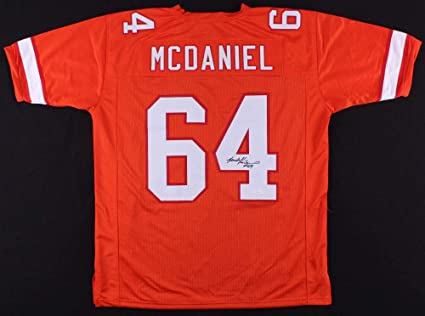 half off 97fbe e5b8f Randall Mcdaniel Autographed Signed Tampa Bay Buccaneers ...