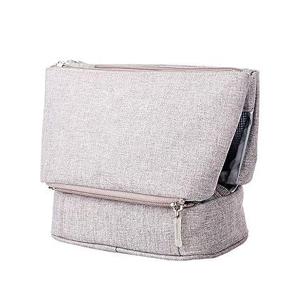 d9ae8ce01881 Amazon.com: VAIY Large Make up Bag Waterproof Full Household Travel ...