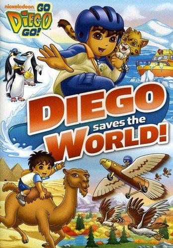 Diego Halloween Dvd (Go, Diego, Go!: Diego Saves the)