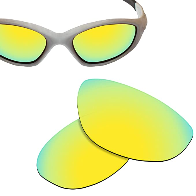 a6a7dee3636b Image Unavailable. Image not available for. Color: New 1.8mm Thick UV400 Replacement  Lenses for Oakley Minute 2.0- Options