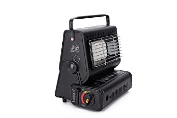 IMEX - Calefactor de gas cerámico para exterior, tiendas de campaña, camping, 1,3 kW: Amazon.es: Deportes y aire libre
