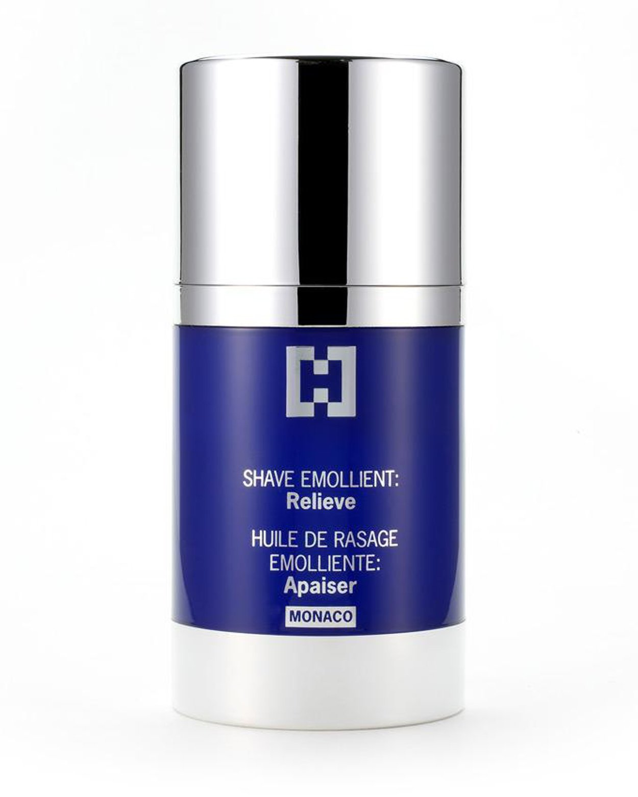 HOMMAGE Relieve Shave Emollient, 4 fl. oz. by HOMMAGE