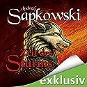 Zeit des Sturms Hörbuch von Andrzej Sapkowski Gesprochen von: Oliver Siebeck