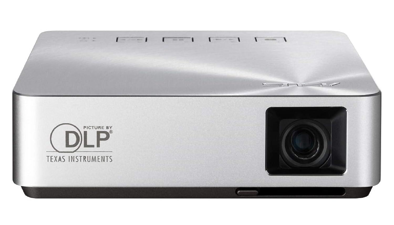 ASUS S1 Portable LED Projector, 200 Lumens, Built-In 6000Mah