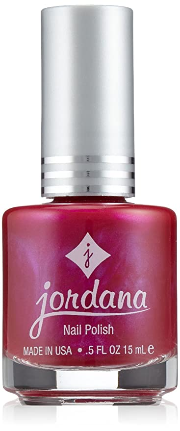 Buy Jordana Nail Polish, Raspberry - Pack of 3 Online at Low Prices ...