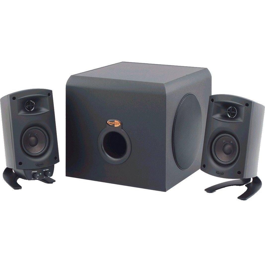 Klipsch ProMedia 2.1 THX Certified Computer Speaker System - 3-Piece Set (1011400) Black With Bonus Accessories by Klipsch (Image #6)