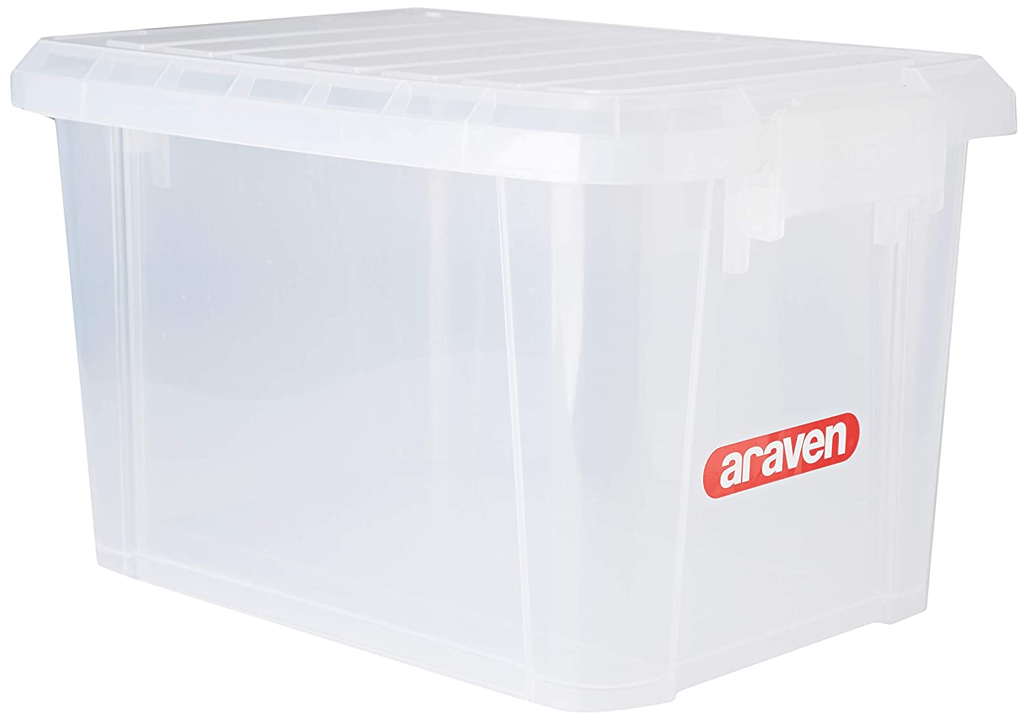 Araven Food Storage Box & Cover Capacity: 3.7 gallons. 9 1/16