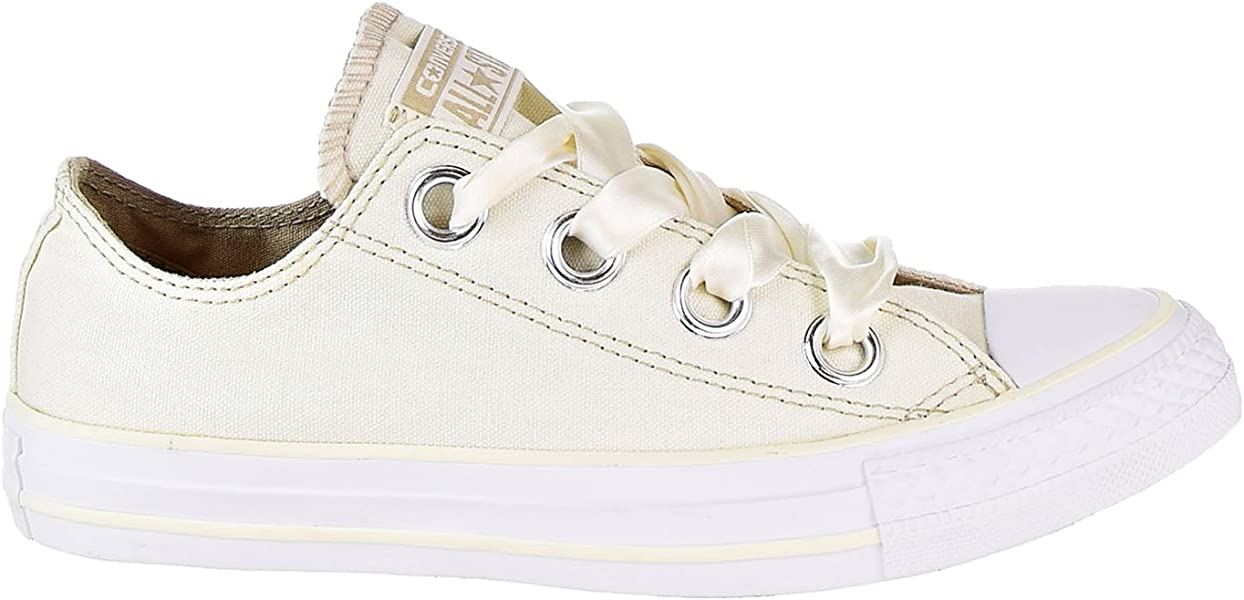 aa8786f19105 Converse Chuck Taylor All Star Big Eyelets Ox Women s Shoes Egret White  559919c (6