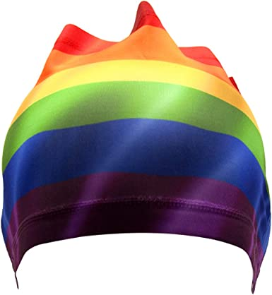 Rainbow partisan Service de Santé Face Protection Headwear Bandana Snood Light Bl