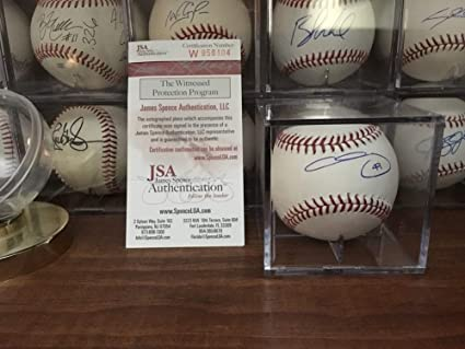 e8358878232 Chris Sale JSA Witness Autograph MLB Autographed Signed Baseball Boston Red  Sox Ace