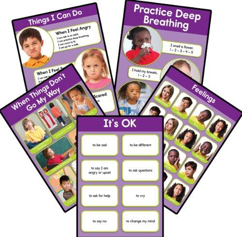 (Carson Dellosa Key Education Feelings Bulletin Board Set (810001) )