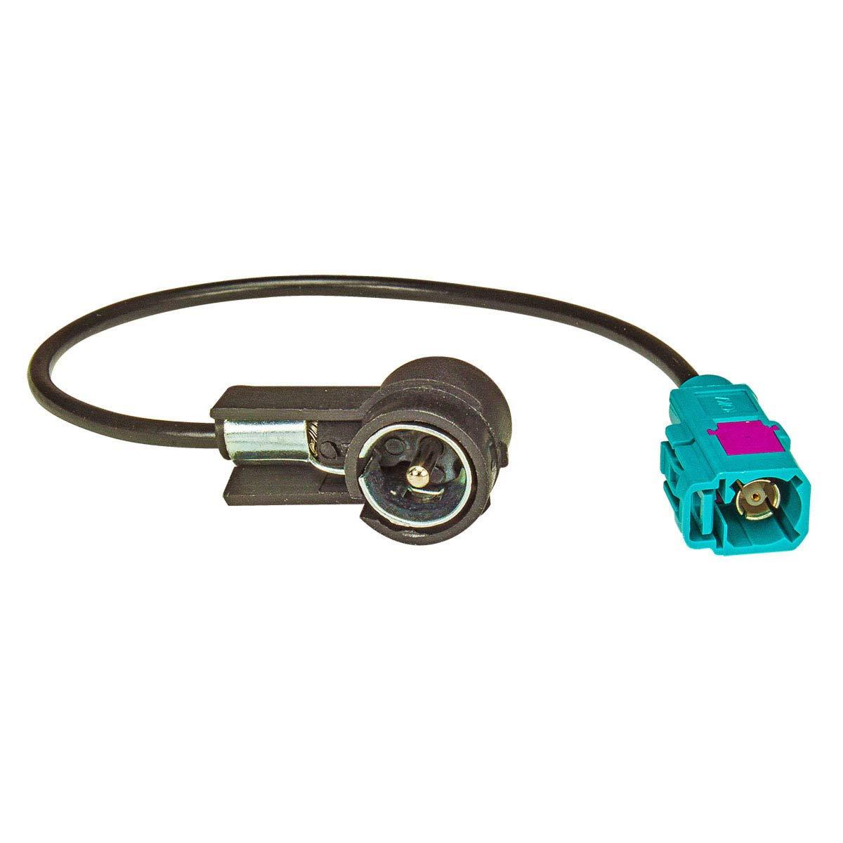 /02/Adaptador de Antena Fakra ISO para Audi//BMW//VW Acv 1521/