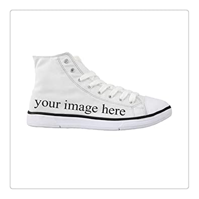 57c6a143337e Image Unavailable. Image not available for. Color  Fashion Kpop BTS Shoes  High top Canvas ...