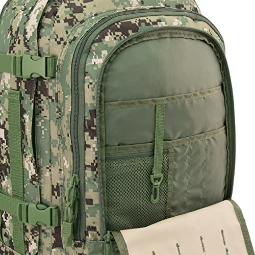 Code Alpha NWU Type III 3 Day Stretch Backpack US Navy Camo