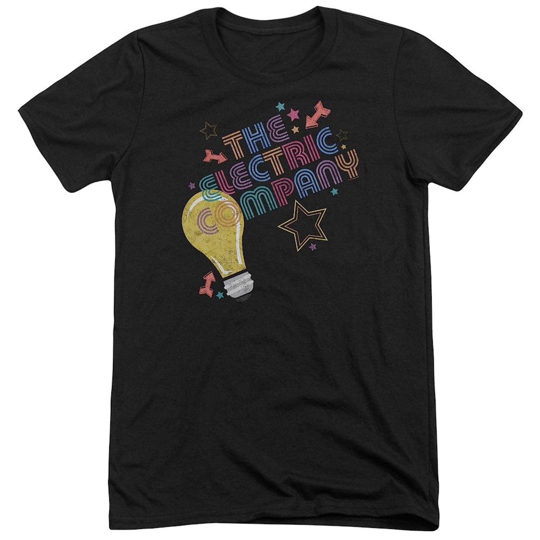 Electric Company Men's Electric Light Tri-Blend T-Shirt