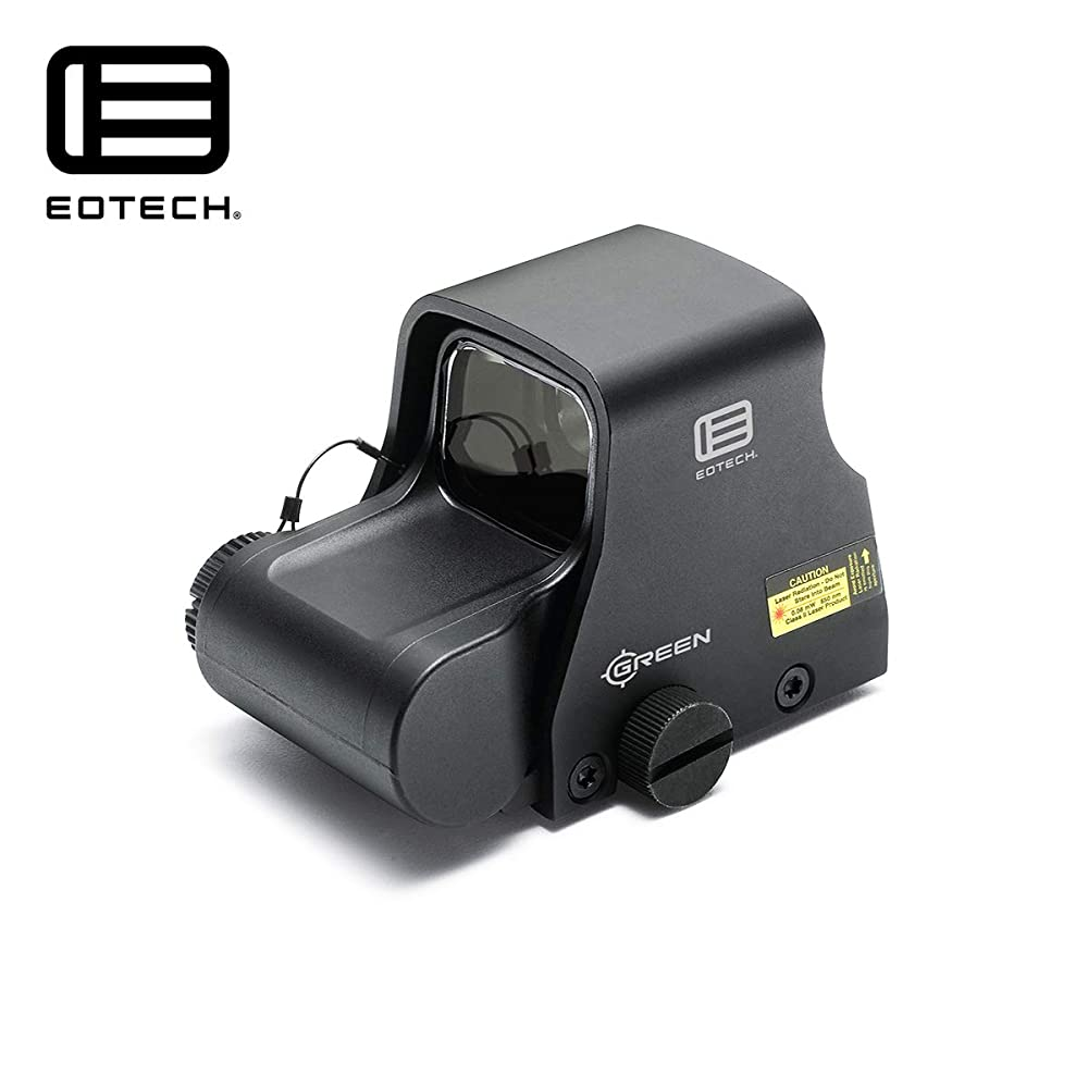 1. EOTech XPS2 Holographic Weapon Sight