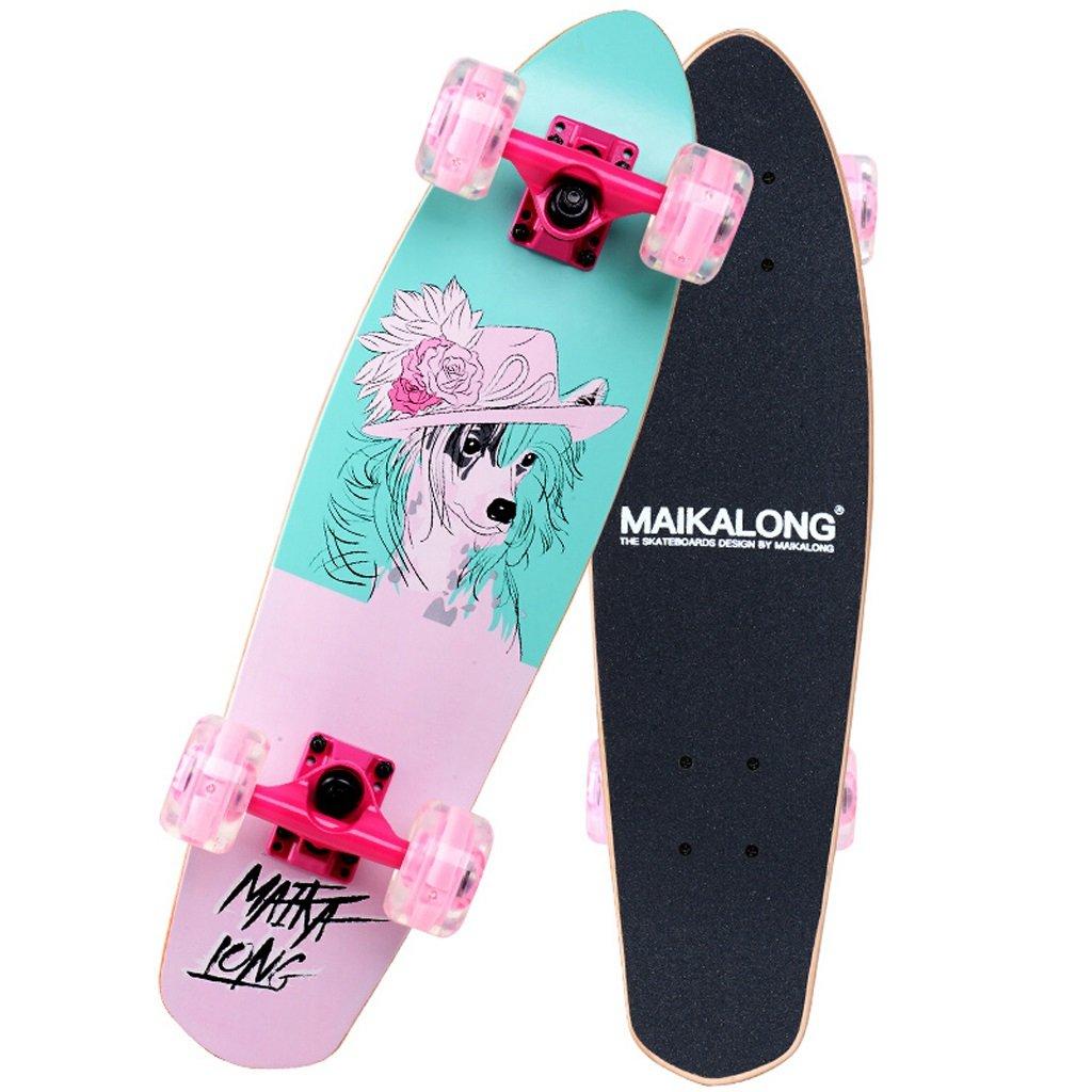 数量は多い  Nanle レベル7のカナダのメイプルスケートボードは、スケートボードに強い衝撃と耐圧衝撃を与えます。強く破れないストライプが目に見えます。 B07F8WSLHF Mary Mary Mary Nanle Mary, ママズフィッシングハウス:368dd101 --- a0267596.xsph.ru