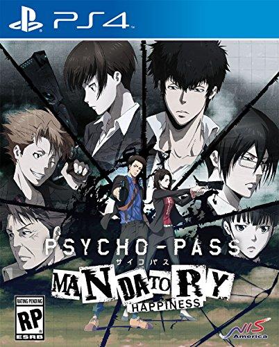 PSYCHO-PASS: Mandatory Happiness - PlayStation 4 Standard Edition