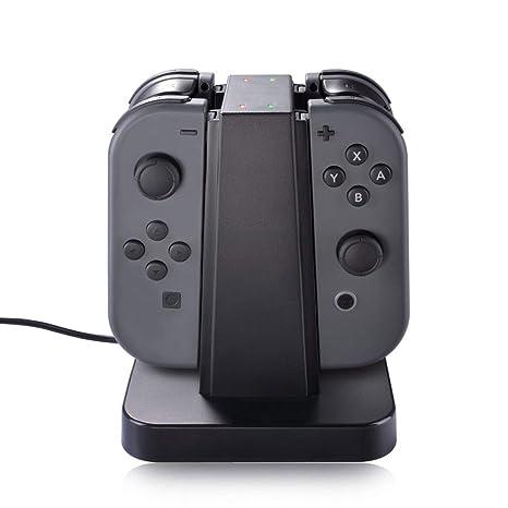 Amazon.com: Deco Gear Compatible con Nintendo Switch Joy-Con ...