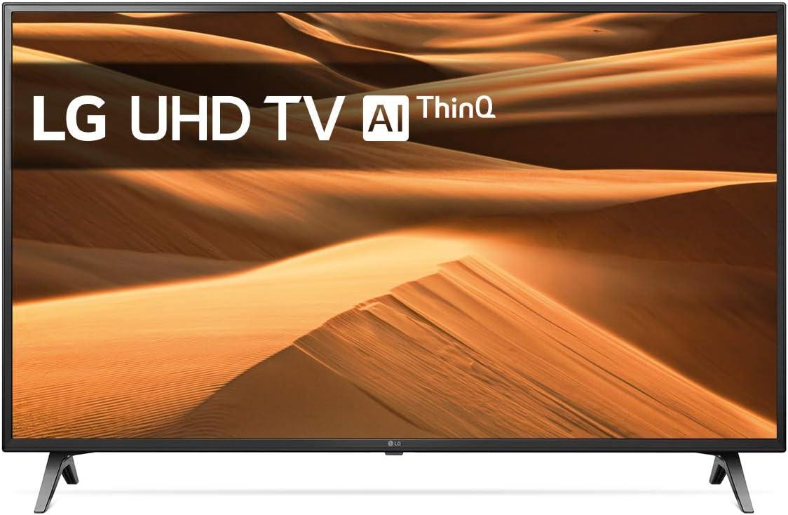 LG 49UM71007LB TV 124,5 cm (49