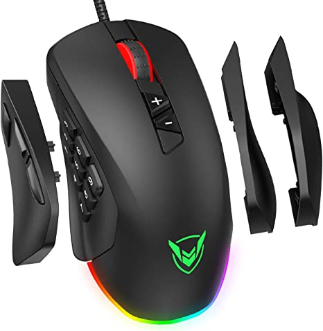 Gaming Mouse With Buttons