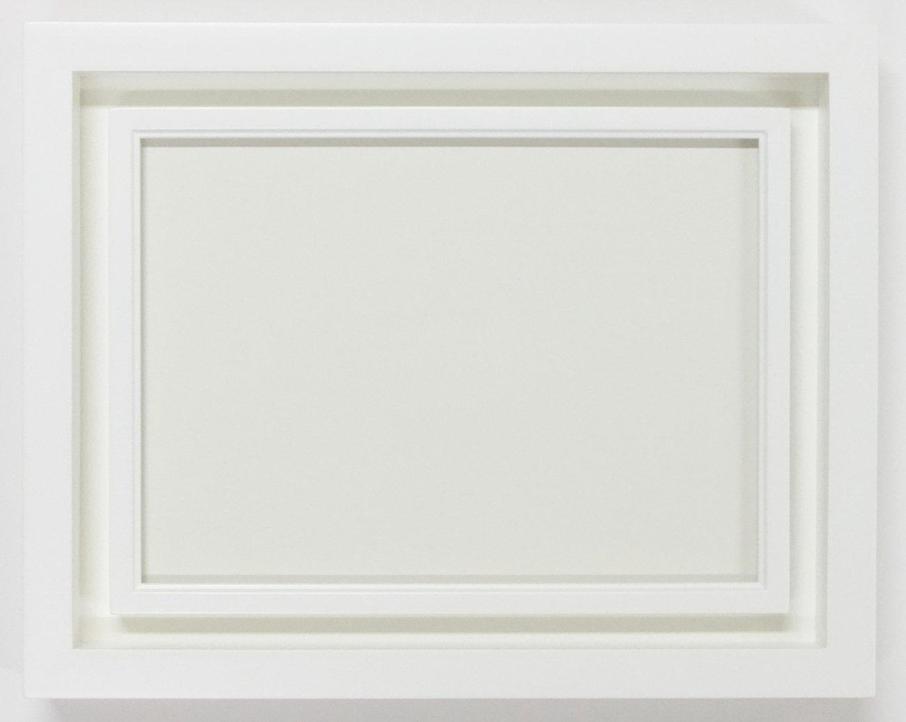 同志舎 油彩用額縁 デュエット アクリル仕様 (オフホワイト, F8) B00XTWUYQ6 F8|オフホワイト オフホワイト F8