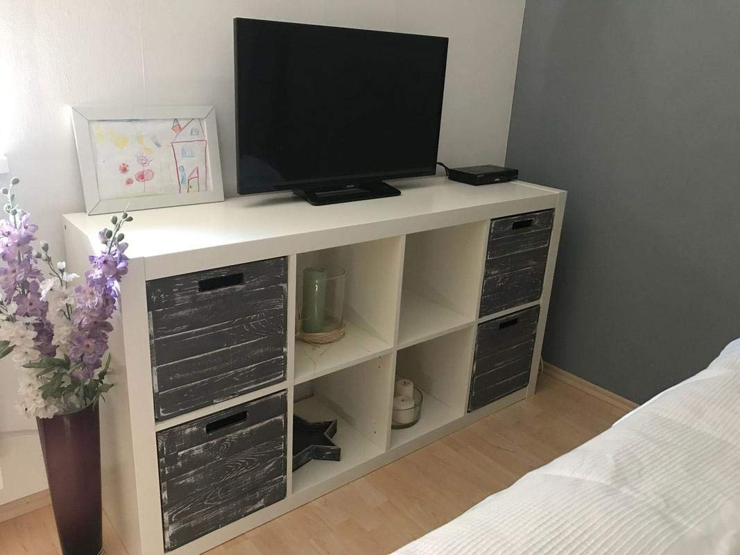 Obstkisten-online IKEA Kallax Expedit - Caja de Madera para Frutas ...