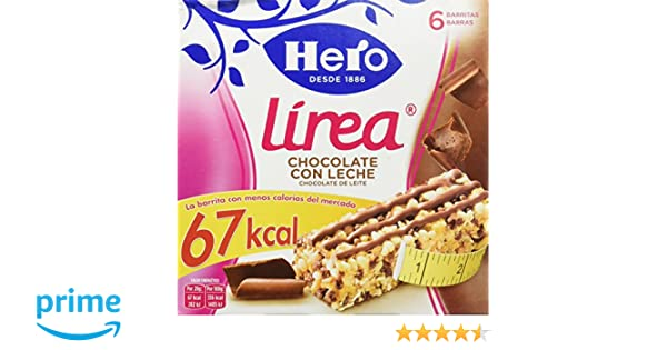 Hero Muesly Linea Chocolate - Pack de 6 x 20 g - Total: 120 g: Amazon.es: Amazon Pantry
