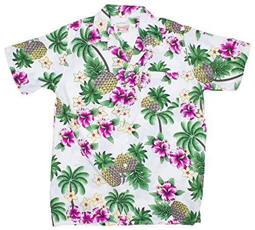 ragstock-mens-floral-pineapple-palm-tree-print-hawaiian-aloha-shirt-white-x-large