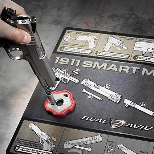 Real Avid 1911 Smart Mat 19x16 1911 Gun Cleaning Mat
