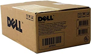 Dell Computer YTVTC Black Toner Cartridge 2355dn Laser Printers