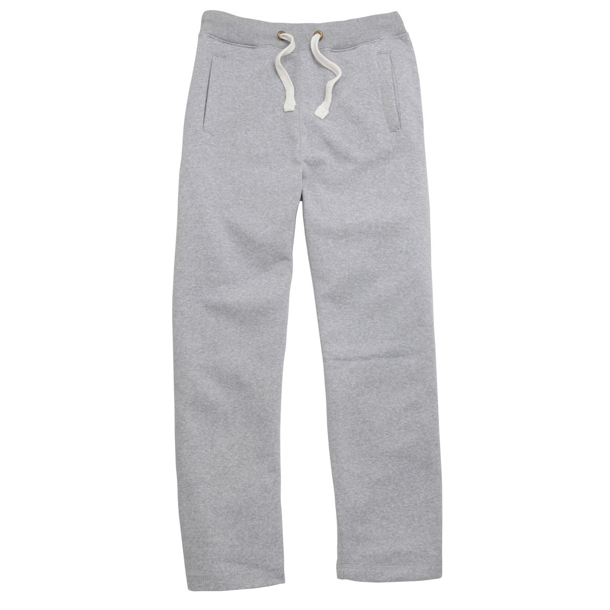 CottonRidge Cotton Ridge Quality Kids Childrens Boys Girls Joggers Jogging Lounge School Pants Grey With Cord