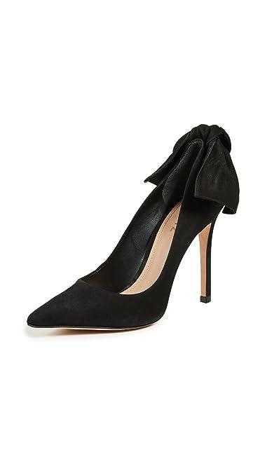 0f35491874d Amazon.com  SCHUTZ Women s Blasiana Bow Point Toe Pumps  Shoes