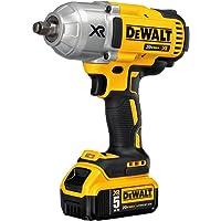 DEWALT DCF899HP2 20V MAX XR Brushless High Torque 1/2-Inch Impact Wrench Kit with Hog Ring Anvil