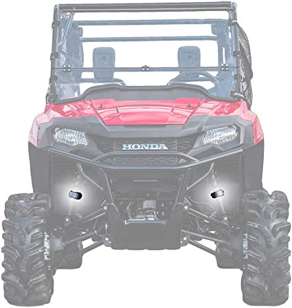 Built to Last and Easy to Install! 2014-2016 SuperATV 2 Lift Kit for Honda Pioneer 700//4 Seater