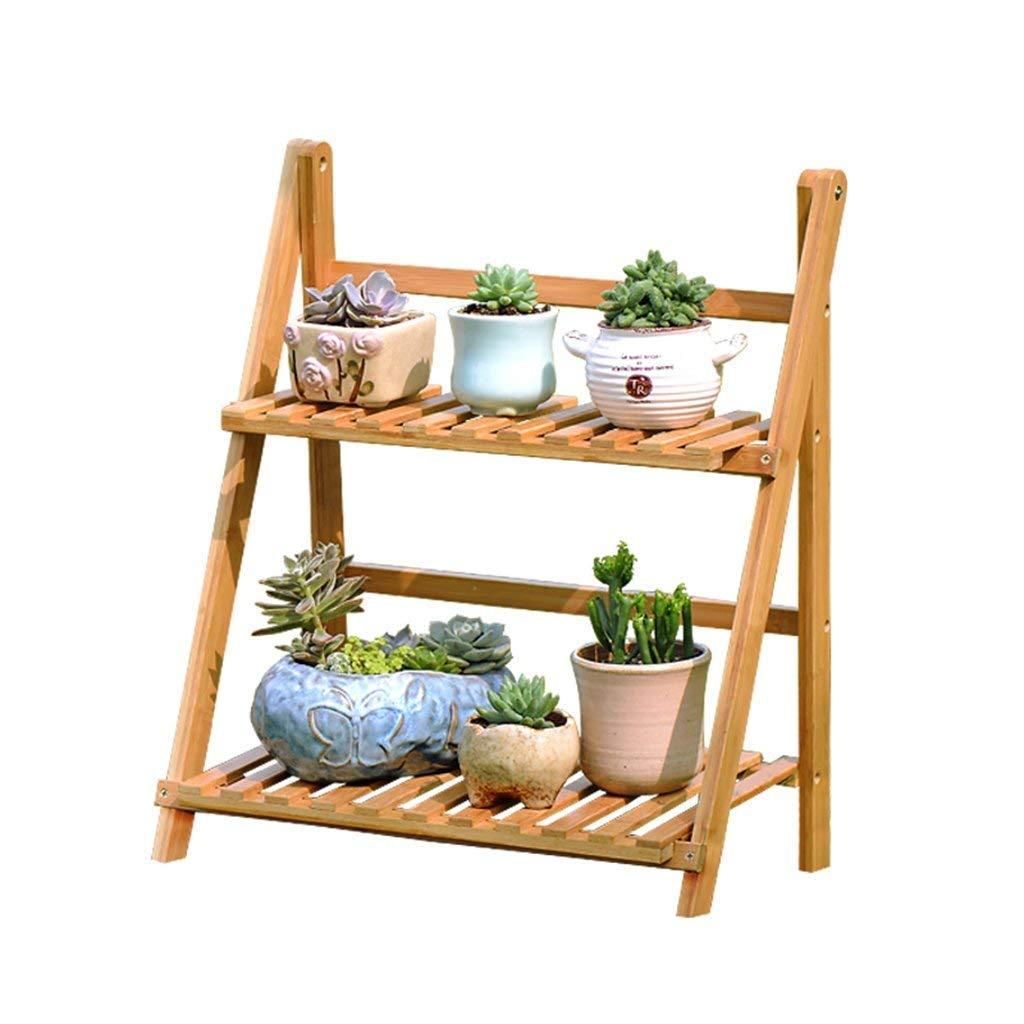 promozioni MSF Stand di Fiori Portabottiglie a Forma di di di Fiore Portabottiglie a Forma di Vaso da Fiori in Legno massello di bambù  garanzia di credito