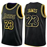 #5: jersey Lebron Lakers Citi Edition