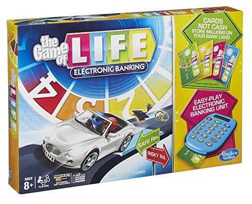 The Game of Life Electronic Banking (Life Classic Board Game compare prices)