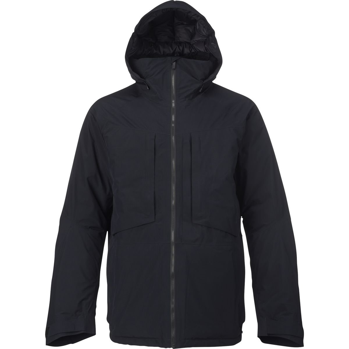 (バートン) Burton AK 2L LZ Gore-Tex Down Jacket メンズ ジャケットTrue Black [並行輸入品] B06XBZ8RVP True Black 日本サイズ M (US S)