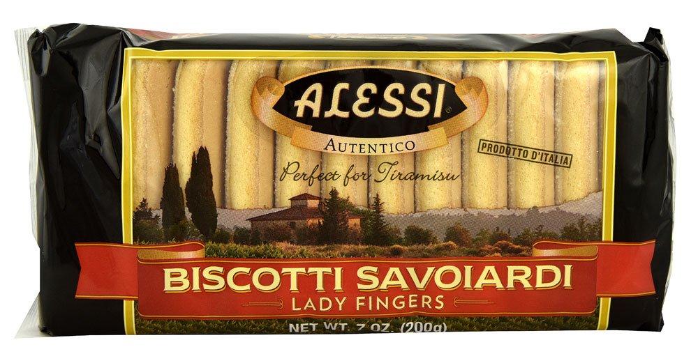 Alessi Lady Fingers Biscotti Savoiardi -- 7 oz - 2 pc by Alessi