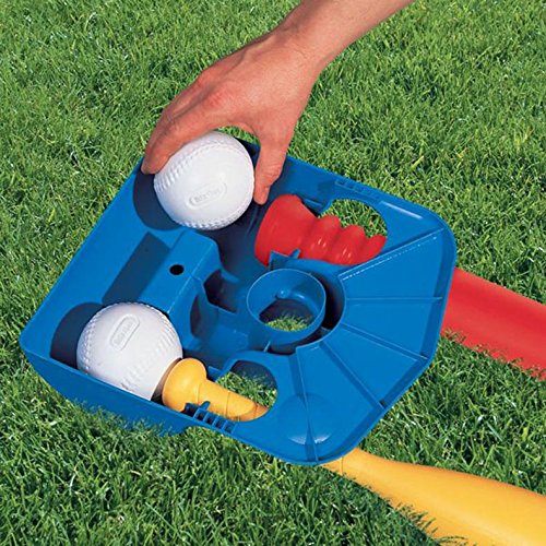 Little Tikes T-Ball Set (Red) w/5 Balls – Amazon Exclusive by Little Tikes (Image #2)